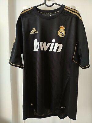 CF REAL MADRID SPAIN 2011/2012 AWAY FOOTBALL SOCCER SHIRT JERSEY CAMISETA ADIDAS image