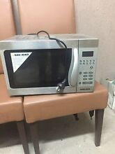 Microwave for sale (near new) Mount Lewis Bankstown Area Preview