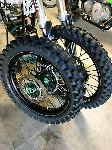 Kx250 wheels Ferny Hills Brisbane North West Preview