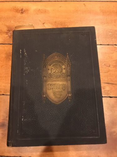 MARQUETTE UNIVERSITY 1924 YEARBOOK HILLTOP RED DUNN LAVVIE DILWEG PACKERS HOF