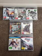 7 PS3 games Wongan Hills Wongan-Ballidu Area Preview