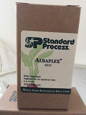 Standard Process Albaplex 150 Cap Exp 01/19 Liver Kidney Immunity