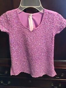 Fancy top size 10-12