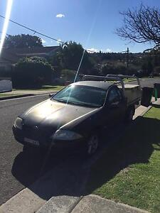 2000 Ford Falcon Ute Curl Curl Manly Area Preview
