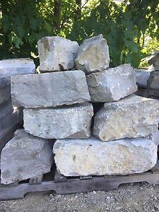 Premium northern landscape armour stone