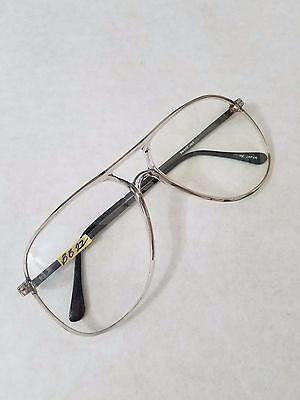 Vintage Mens Bill Blass Eyeglasses Frames Smoke 145 Polylite Demo Lens NEW