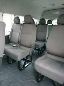 HiAce Commuter Seats