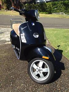 2008 Vespa GTS250ie Collaroy Manly Area Preview