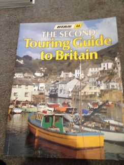 Touring guide 1980s