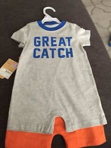 BRAND NEW boys clothes (9 months) - $10 each