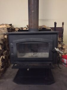 DROLET woodstove  $400 or best offer