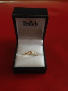 Gold ring with rhodium Hornsby Hornsby Area Preview