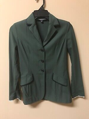 Charles Ancona Equestrian Show Jacket size 2 Equestrian Show Jackets