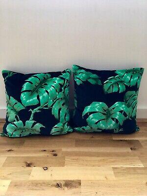 House Of Hackney Tavorine Velvet Cushion Cover