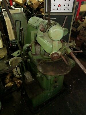 R.stock And Co. Drill Grinder With Built In Coolant System