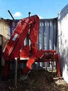 crane  mountable for truck Kilmore Mitchell Area Preview