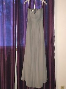 Gently used bridesmaid dress