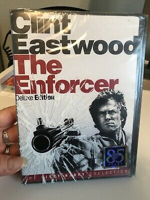 Clinton Eastwood The Enforcer Deluxe Edition The Dirty Harry Collection Dvd New!