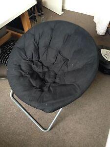 Foldable egg chair Beulah Park Burnside Area Preview