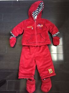 Baby winter suit size 6-12 months