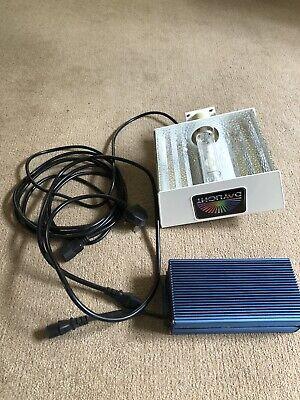 MaxiBright Daylight 315W iPac 4K Lamp Bulb Horizon Connect Reflector Hydroponics