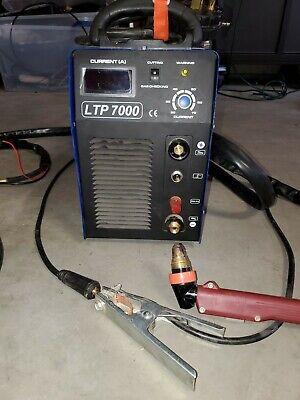 Lotos Ltp7000 70 Amp 220v Pilot Arc Igbt Inverter Plasma Cutter