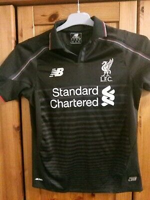 New Balance  Liverpool  Football shirt jersey maglia For Boys or girls Size MB](Football Jersey For Girls)