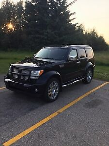 2008 Dodge Nitro R/T 4X4 - Fully Loaded with DVD