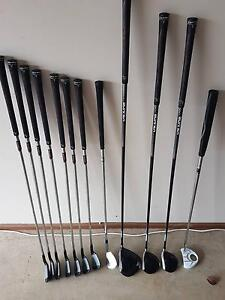 Full set of Burner 2.0 left hand clubs, bag and buggy Hallett Cove Marion Area Preview