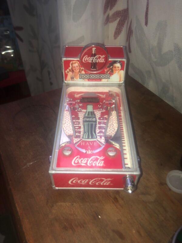coke pin ball  collectors peace