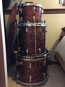 Rogers drum kit (shells only)