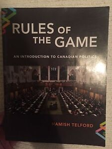 Rules of The Game textbook