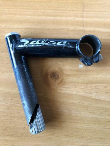 "Vintage Salsa 1"" Quill Stem Black 110mm length 26mm clamp"