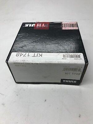 THULE FITTING KIT 1748 TATTY BOX  AUDI A3 4-DR SEDAN 13-/*14- *NORTH AMERICA for sale  Ipswich
