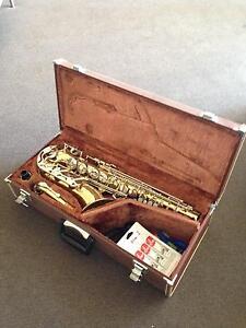 Saxophone AS100 Yamaha Alto Clovelly Eastern Suburbs Preview