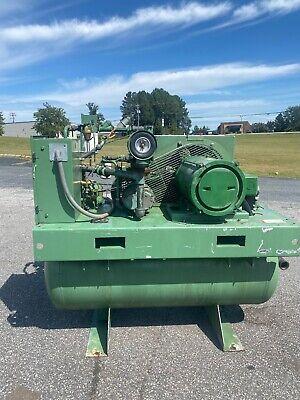 Used 25 Hp Gardner-denver Rotary Compressor 230460v