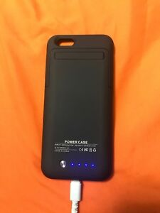 IPHONE 6 CHARGER CASE 3500mAh