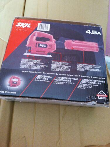 SKIL 4.5 Amp VS Jig Saw