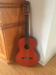 Yamaha 65 acoustic guitar Burleigh Waters Gold Coast South Preview