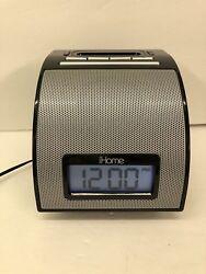 iHome Alarm Clock iPod iPhone Docking Station Speaker Player iH110B power cord