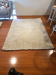 Shaggy floor rug Heathridge Joondalup Area Preview