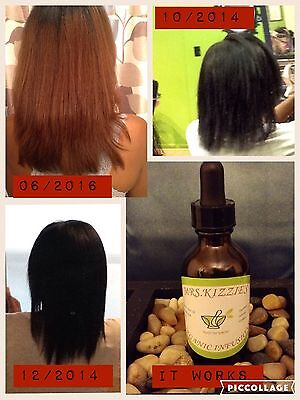 Hair growth Olive Oil with Burdock Root, Nettle, Peppermint, Horsetail, Vit -