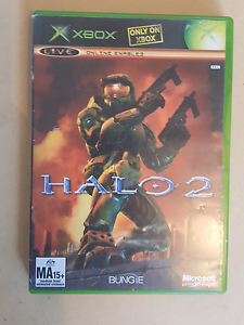 Xbox Halo 2 ** LIVE South Morang Whittlesea Area Preview