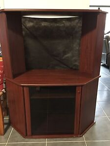 FREE FREE FREE!! TV corner unit Shell Cove Shellharbour Area Preview