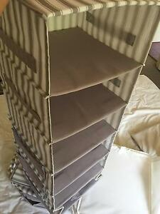 IKEA cloths organisers Near New, 4 for $40 Merrimac Gold Coast City Preview
