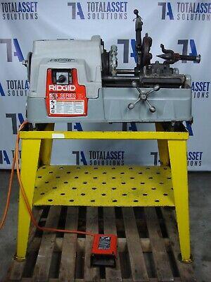 Ridgid 535 12 - 2 Pipe Threading Machine Pipe Threader