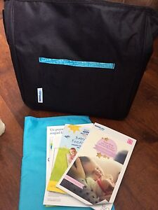 Nestle diaper bag, trade for similac/free to mom in need