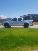 Nissan navara d40 st-x Geilston Bay Clarence Area Preview