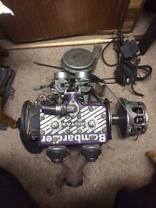 Complete rotax 670