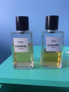 200ml Chanel no22 and 200ml Chanel Misia Shellharbour Shellharbour Area Preview